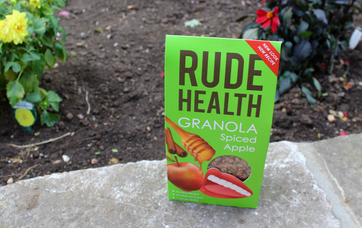 Life In The Saddle: The Ultimate Bikepacking Breakfast - Rude Health ...