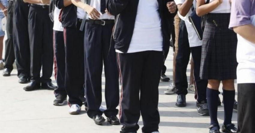 MINEDU retira a más de 580 maestros sentenciados por violación de libertad sexual