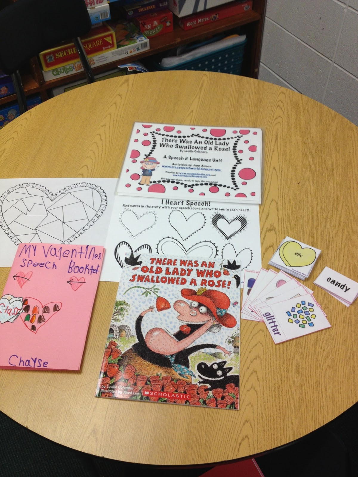 Live Love Speech Valentine S Day Activities For This Week
