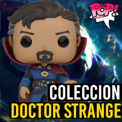 Lista de figuras funko pop de Funko POP Doctor Strange