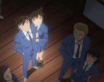 """Detective Conan 927 - """"El viaje escolar carmesí (Parte de rojo intenso)"""""""