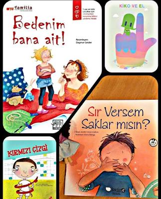 Mahremiyet Eğitimi Kitapları