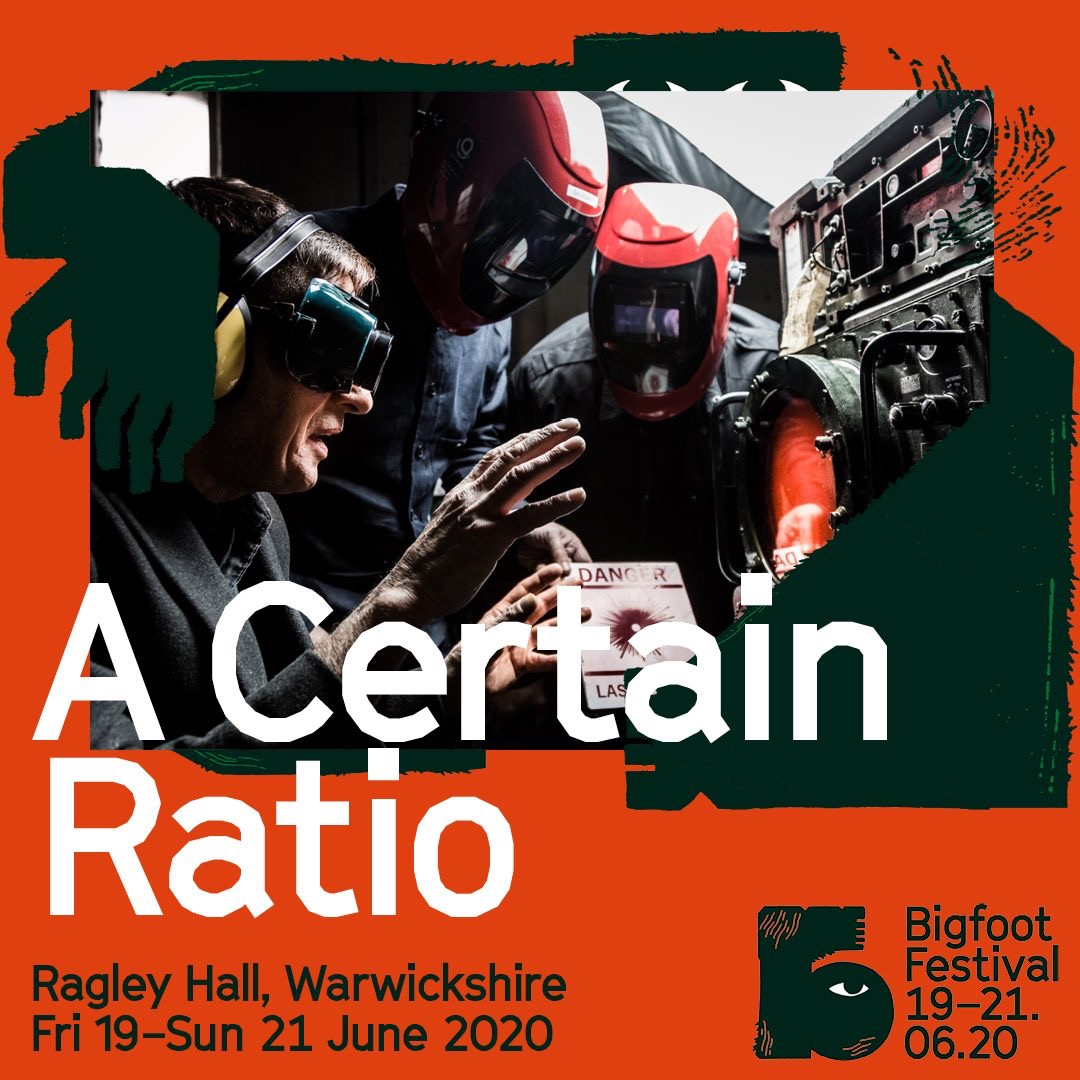 Ragley Hall, Warwickshire 19-21 June 2020 - A Certain Ratio Gigography