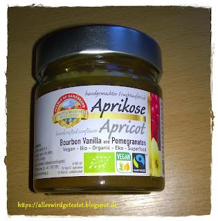 Fruchtaufstrich Aprikose