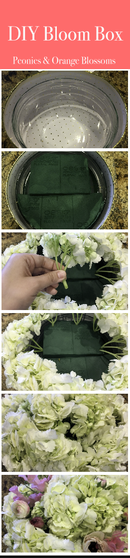 Flower Arranging Tips and Tutorial