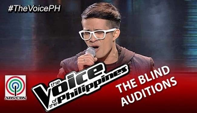 Karl Tanhueco Sings 'All of Me' on The Voice of the Philippines Season 2 Blind Audition