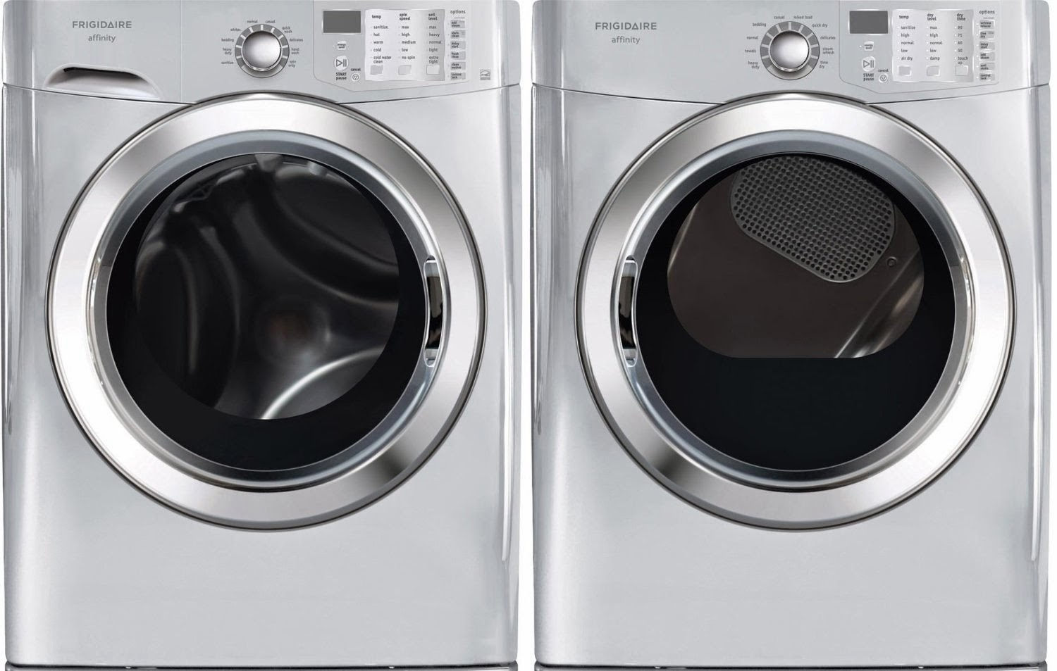 Washer Reviews Frigidaire Affinity Washer Reviews