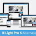 Download N Light Pro 6 Alternate Template Blogger