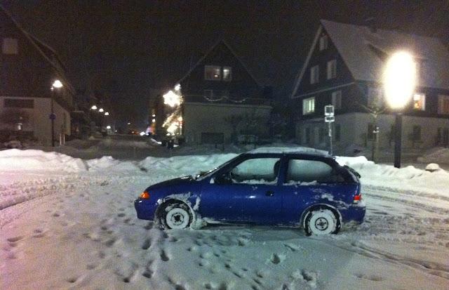 Subaru Justy II, 4WD, miejskie samochody z napędem na cztery koła