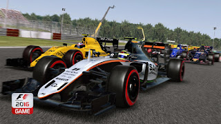 F1 2016 pc game wallpapers|images|screenshots