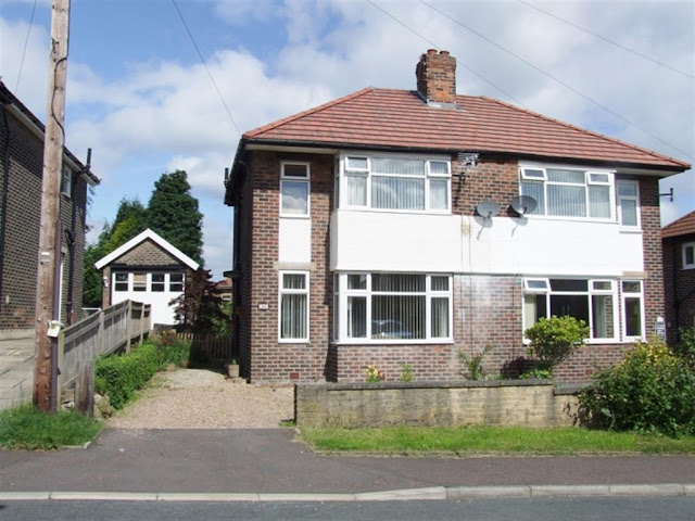 This Is Halifax Property - 3 bed semi-detached house for sale Green Park Avenue, Skircoat Green, Halifax HX3