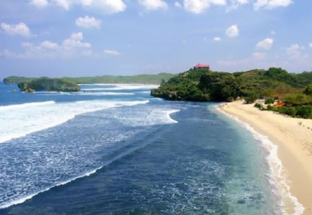 Baron Beach Jogjakarta, Best Places To Visit in Indonesia
