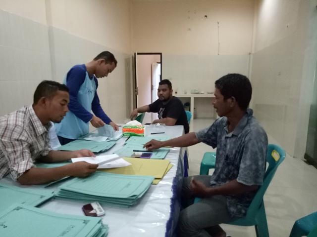 400 Warga Gampong Kulee Pidie Dapat Bantuan dari Perusahaan Pabrik Semen