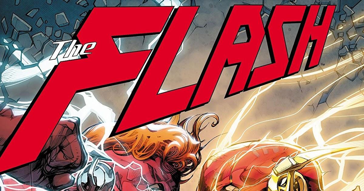 f39cddb0d64 Review: Flash Vol. 8: Flash War trade paperback (DC Comics) ~ Collected  Editions