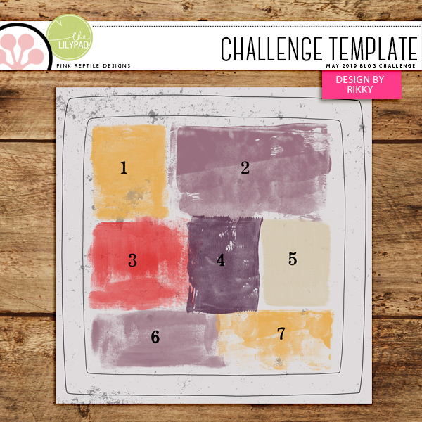 pink reptile designs blog challenge may 2019