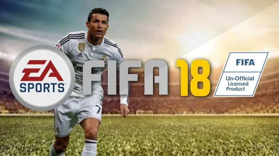Jogo Fifa 18 crackeado PC para download torrent com crack incluso