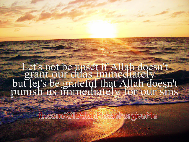 Let's not be upset if Allah doesn't grant our duas - Religions