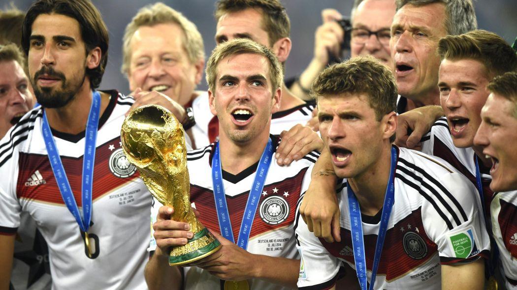 #SundulDunia : 4 Bek Terbaik Jerman Sepanjang Sejarah