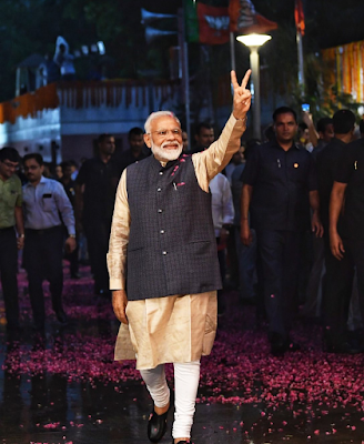 namo back in lok sabha elections