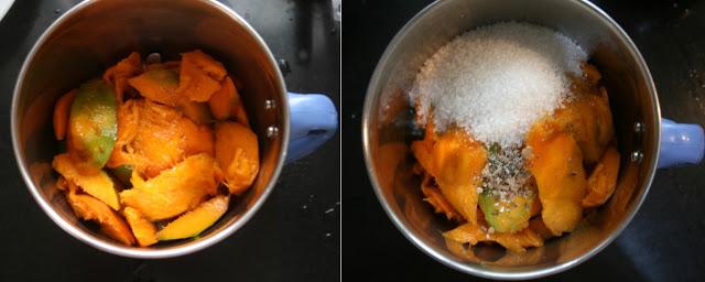 Mango Icecream Recipe | How to make Mango Icecream without condensed milk