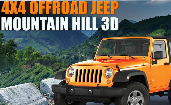 4X4 Offroad Jeep Mountain Hill Apk Free on Android Game Download