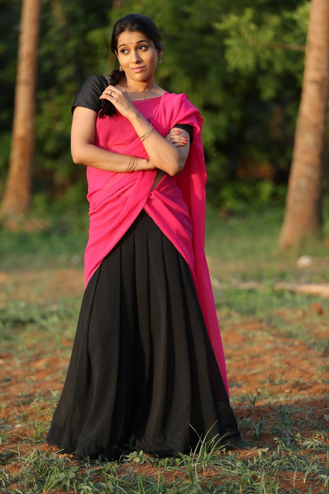 Rashmi Gautam Latest HD Stills | Guntur Talkies Movie