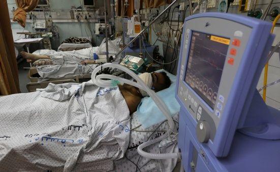 ONU alerta deterioro de situación médica en Gaza tras represión
