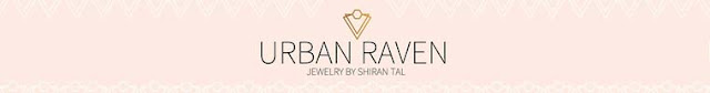 Etsy, independent designers, handmade jewellery, Urban Raven, Shiran Tal, upcycled jewellery, metal jewellery, goldsmith, minimal jewellery,modern jewellery, recycled accessory