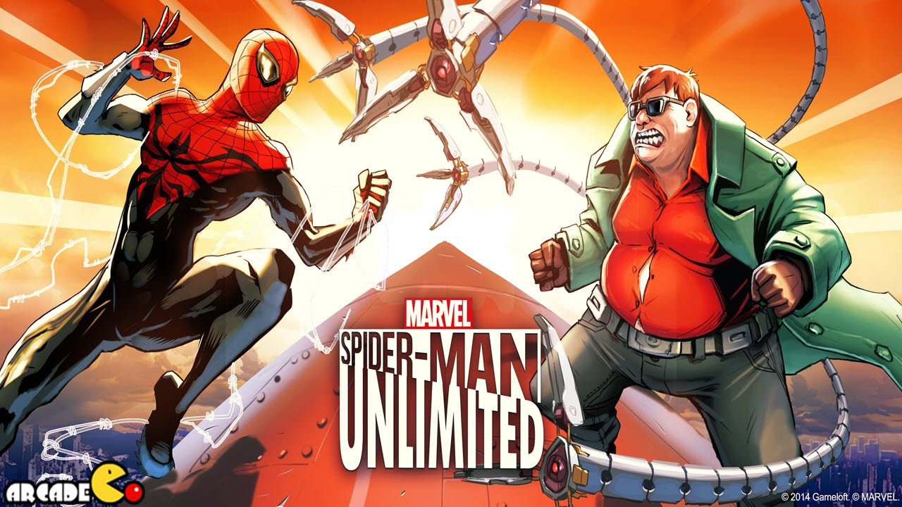 free download spider man unlimited 2017 game apps for laptop pc