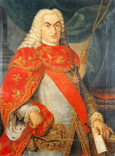 Bernardo Tanucci, the trusted statesman who governed Naples and Sicily as regent