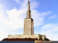Mesir Setuju Bangun Pharos Lighthouse