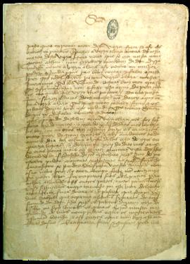 Carta de Pêro Vaz de Caminha (Letter from Pêro Vaz de Caminha).