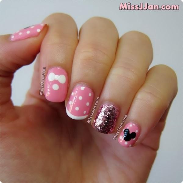 MissJJan's Beauty Blog : Disney Minnie Mouse Inspired ...