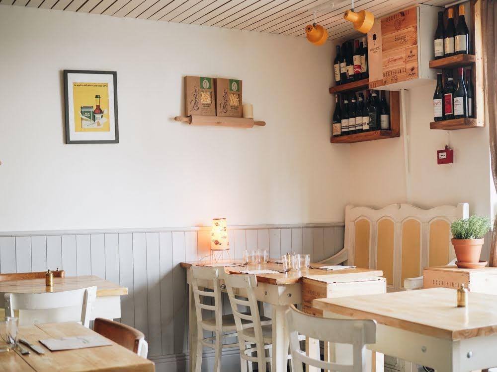 都柏林Grano意大利餐厅