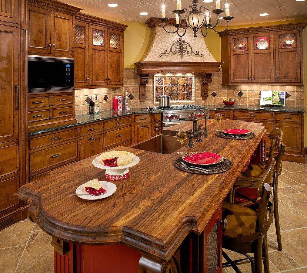Interior Kitchen Design 2014