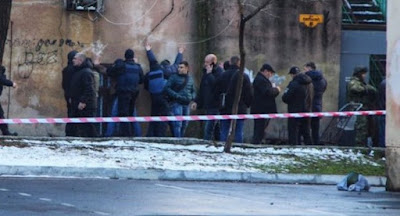 В Одессе во время задержания участника Антимайдана погибли 3 человека