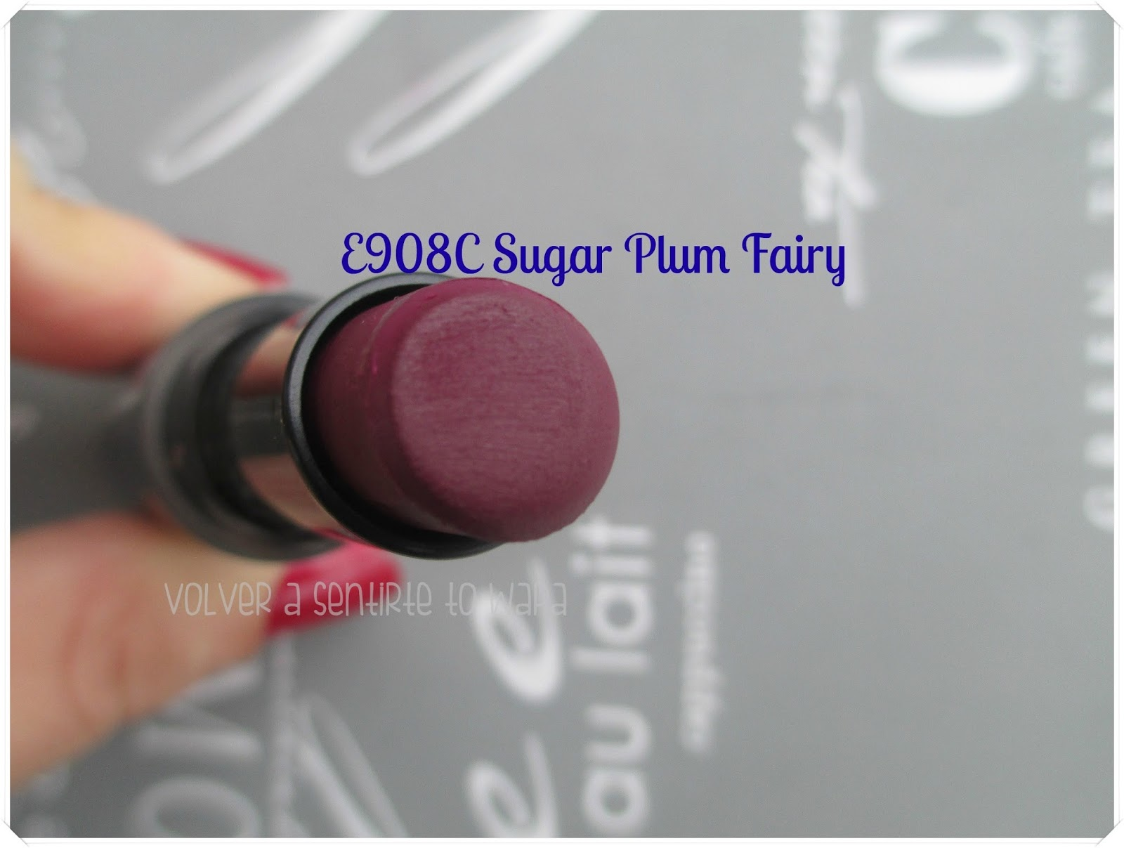 Labiales MegaLast Lip Color de Wet n' Wild - E908C Sugar Plum Fairy