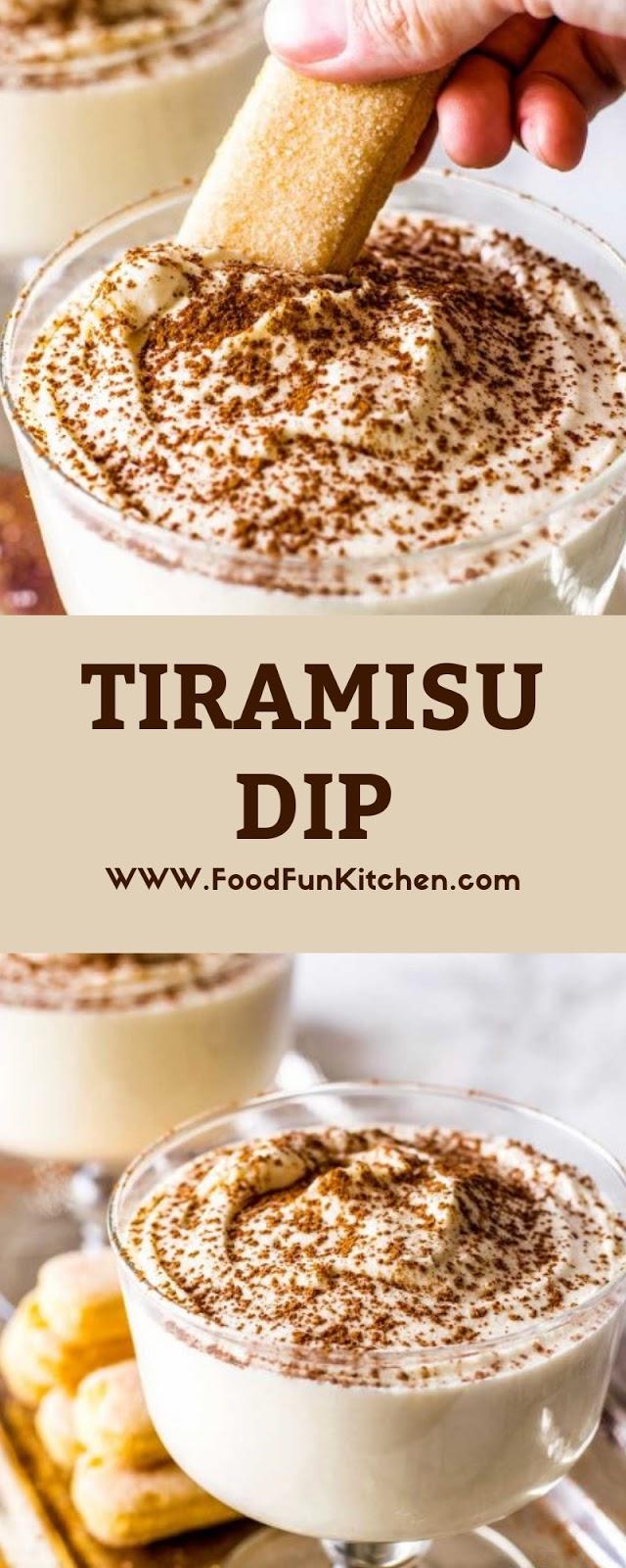 TIRAMISU DIP
