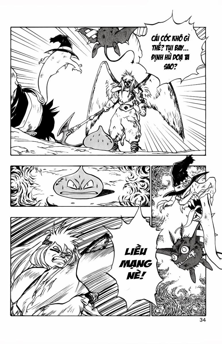 Dragon Quest: Emblem of Roto chapter 30 trang 31