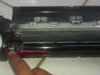 Cara mengganti roller charging yang aman ir 3300