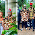 Photos from the traditional wedding of Nollywood Actor Daniel K Daniel and Teena