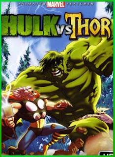 Hulk vs Thor 2009 | DVDRip Latino HD GDrive 1 Link
