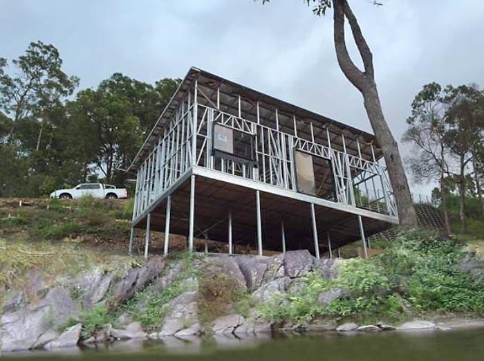 S arquitetura e planejamento - Casas steel framing ...