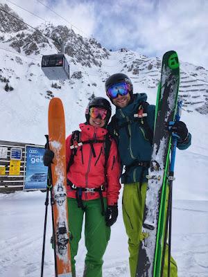 Skitour Innsbruck