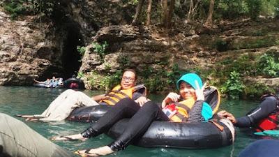 wisata goa pindul dan sungai oya yogyakarta