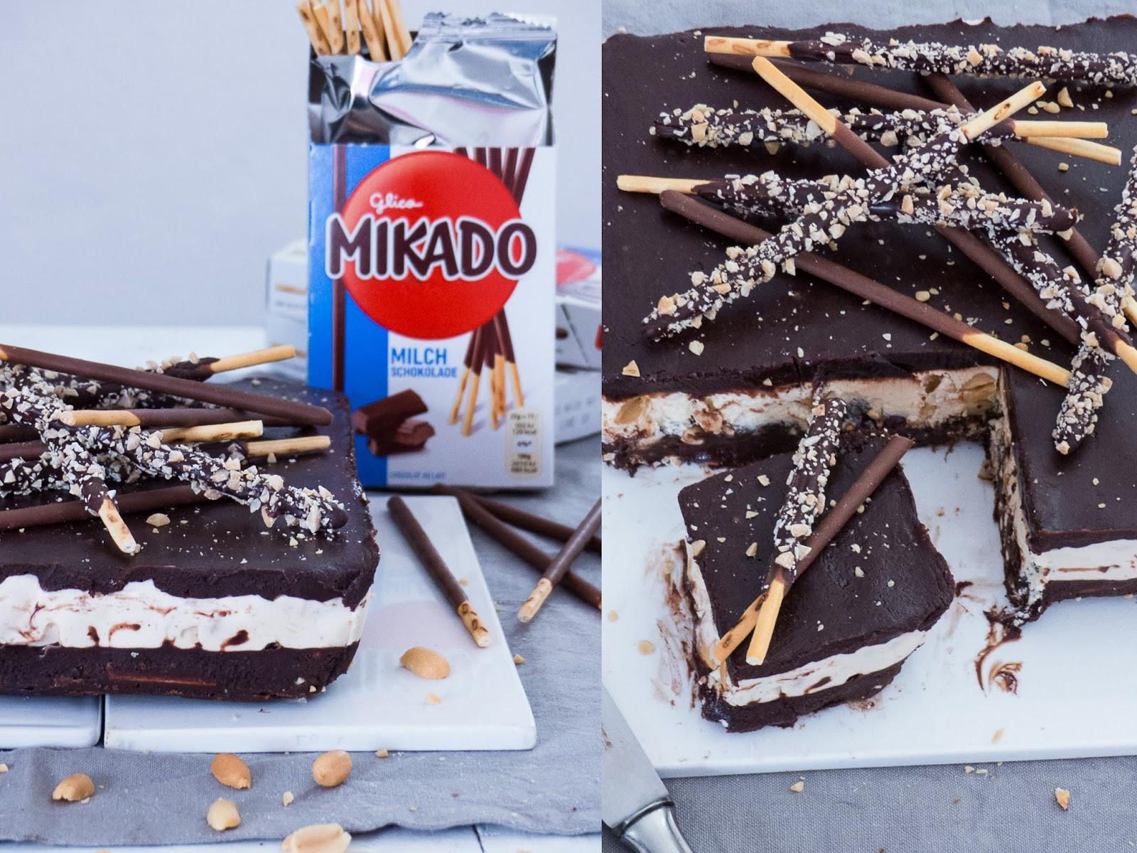 Der Kuchen wird wunderbar weich und cremig wenn er Raumtemperatur hat Einziges Manko ist das er sich dann nicht mehr ganz so gut schneiden lässt