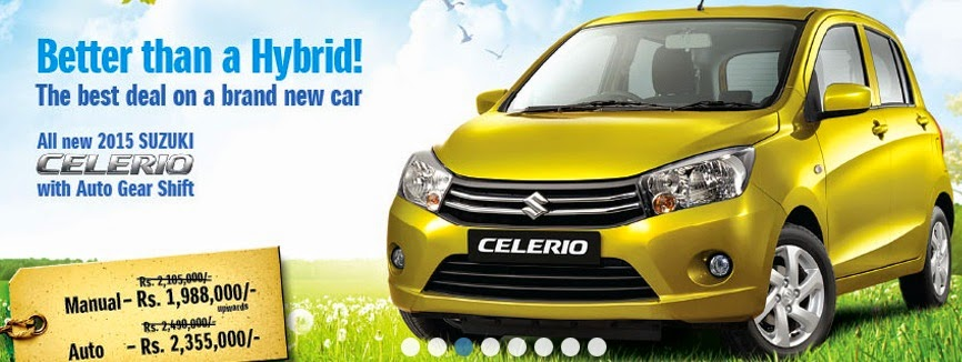 Ai Suzuki Celerio New Car Price In Srilanka