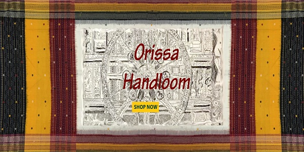 Orissa Handloom Collection