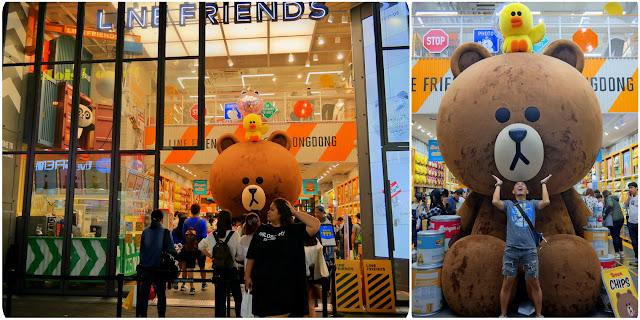 Line+Friends+Store