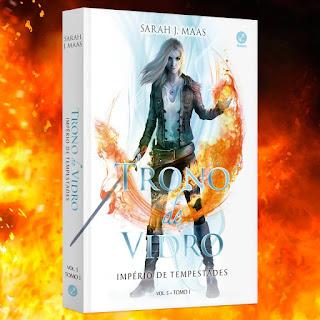 Império de Tempestades - Trono de Vidro Vol. 5 - Tomo I